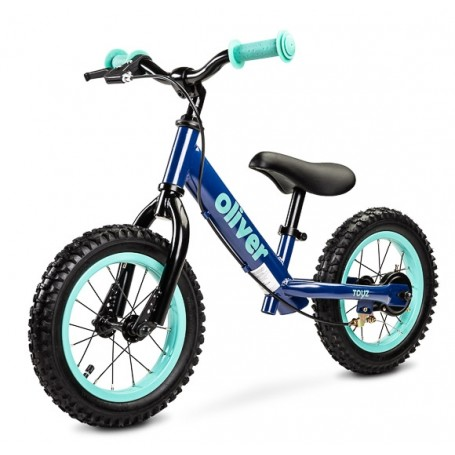 Balansinis dviratukas Caretero Oliver Navy