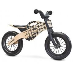 Medinis balansinis dviratukas Enduro Natural
