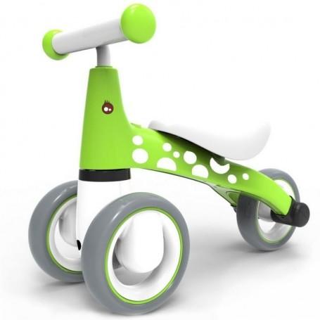 Mini paspirtukas Green Dots