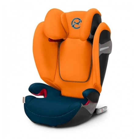 CYBEX SOLUTION S-FIX Tropical Blue