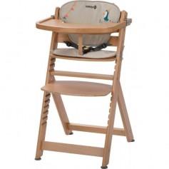 Medinė maitinimo kėdutė Timba Natural