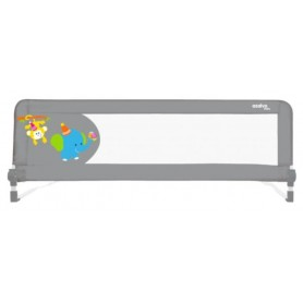 Apsauginis bortelis lovai Birthday Grey 150 cm.