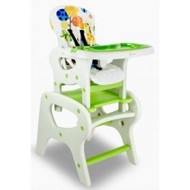 Maitinimo kėdutė - transformeris Asalvo Jungle