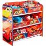 Žaislų komoda - lentyna Cars