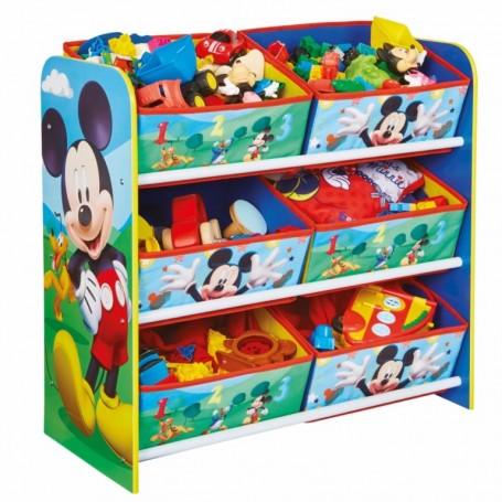 Žaislų lentyna  - komoda Mickey