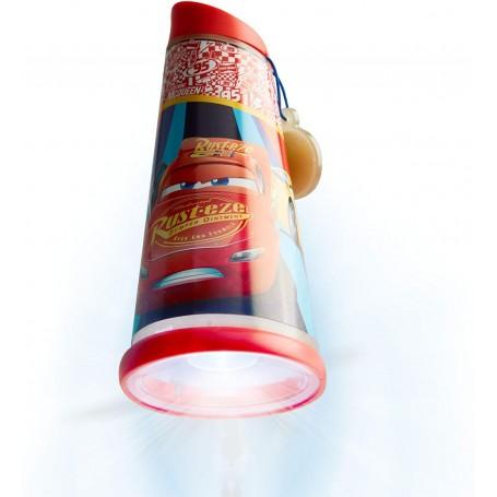Cars žibintuvėlis - naktinė lemputė