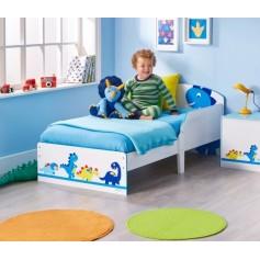 Vaikiška medinė lova Dino