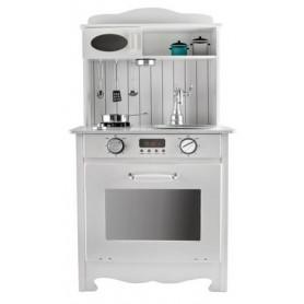 Medinė vaikiška virtuvėlė Compact