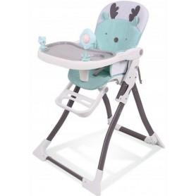 Maitinimo kėdutė Pastel Green