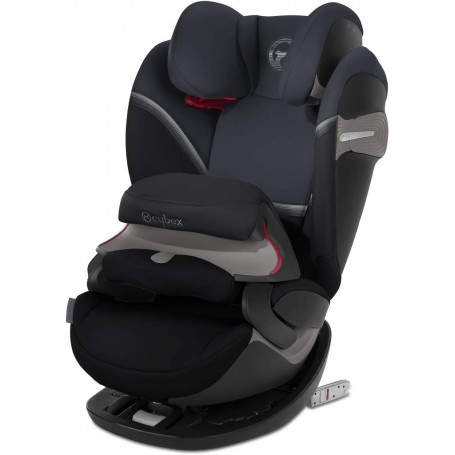 CYBEX PALLAS S-FIX Granite Black autokedutė