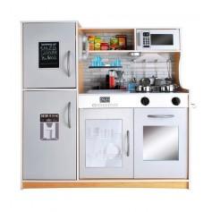 Medinė virtuvėlė su šaldytuvu Blunt