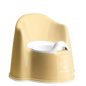 Naktipuodis BabyBjorn Potty Chair Powder Yellow