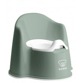 Naktipuodis BabyBjorn Potty Chair (spalva - žalia)