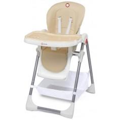 Maitinimo kėdutė Lionelo LINN Plus Beige