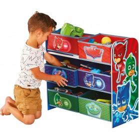 Žaislų lentyna - komoda PJ Masks