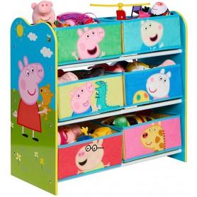 Žaislų lentyna Peppa Pig