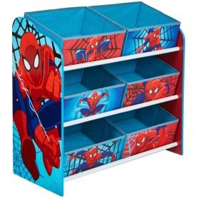 Žaislų lentyna - komoda Žmogus Voras