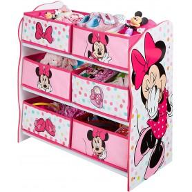 Lentyna žaislams - komoda Minnie Mouse