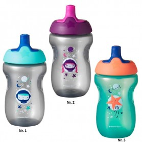 Tommee Tippee Active Sports 12m+ gertuvė, 300 ml.