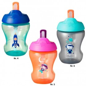 Tommee Tippee Training Straw 7m+ gertuvė