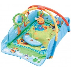 Lavinamasis kilimėlis Safari XXL 3in1
