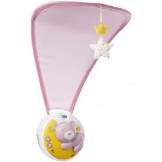 Chicco karuselė - projektorius Next2Moon Pink