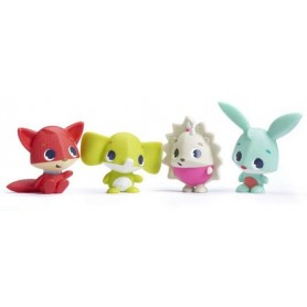 Tiny Love vonios žaislai (4 vnt.)
