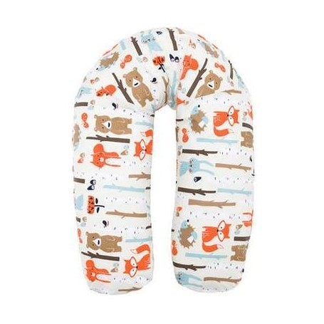 Ergonomiška pagalvė nėščiajai ir maitinančiai 190 cm.