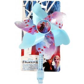 Vėjo malūnėlis dviračiui Disney Frozen 2