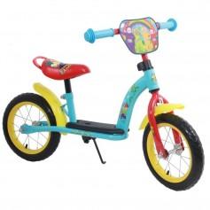 Balansinis dviratukas su pakoju Teletabiai