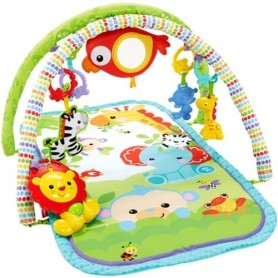 Fisher Price kilimėlis Rainforest 3 in 1
