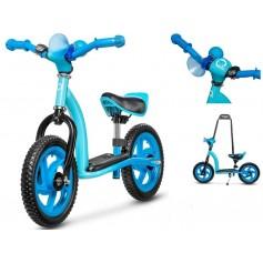 Metalinis balansinis dviratukas ROY Blue