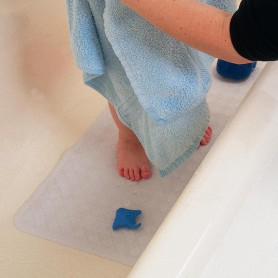 Neslystantis vonios kilimėlis Clippasafe