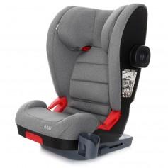 Automobilinė kėdutė Bari Fix Grey Melange 15-36 kg.