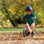 Balansinis dviratukas be pedalų Mint Leaves