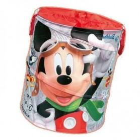 Disney apvalus žaislų krepšys Pop Up Mickey