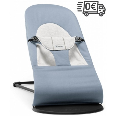 BabyBjorn gultukas Soft Jersey (spalva - blue)