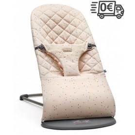 BabyBjorn gultukas Bliss Pink Sprinkles