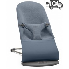 BabyBjorn  gultukas Soft 3D Jersey (spalva - dove blue)