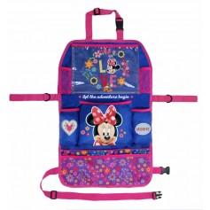 Disney Minnie sėdynės apsauga su laikikliu planšetei