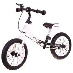 Balansinis dviratukas Boomerang White