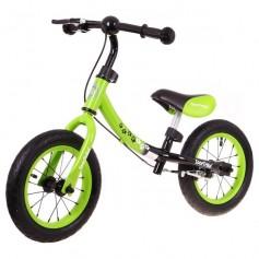 Balansinis dviratukas Boomerang Green