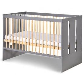 KLUPŠ vaikiška lovytė Paula Graphite