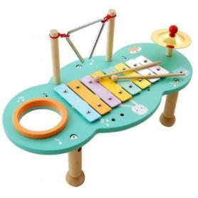Medinis muzikinis veiklos staliukas