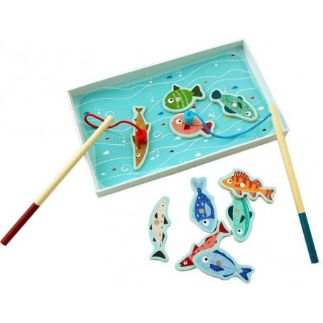 Medinis žaidimas Žvejyba