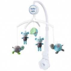 BabyMix muzikinė karuselė Panda