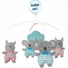 BabyMix muzikinė karuselė Koala