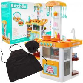 Virtuvėlė vaikams su garsais ir vandenuku Orange