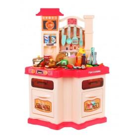 Interaktyvi virtuvėlė su garsais ir vandenuku Fun Cooking