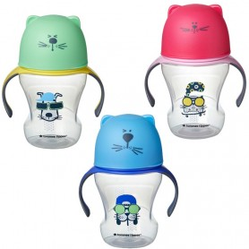 Tommee Tippee Soft Sippee 6m+ gertuvė, 230 ml.